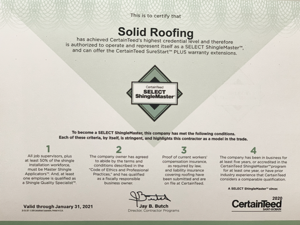 Solid Roofing Certainteed3